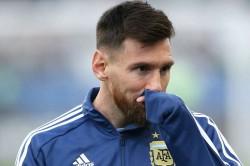 Lionel Messi Brazil Argentina Tite