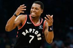 Kyle Lowry Suffers Fractured Thumb Raptors Win Pelicans