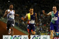Iaaf Diamond League Cuts Events Noah Lyles