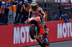 Motogp Analysis How Marquez Won Triple Crown For Honda