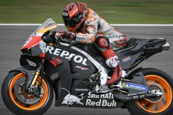 Jerez Test Marquez Ends Rain Interrupted Day 2 On Top