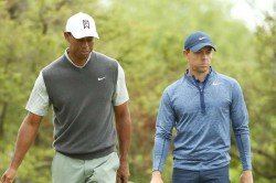 Rory Mcilroy Tiger Woods First Ever Beaten Rankings Statistic