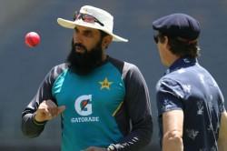 Misbah Ul Haq Steve Smith Pakistan Australia Test Series