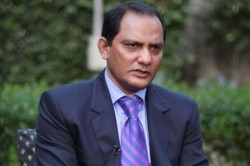 I Ll Address Corruption Charges On Hca After Hosting T20 Series Opener Hca Chief Azharuddin