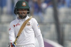 India Vs Bangladesh Captaincy Was Unexpected Never Thought Ill Lead Bangladesh Monimul Haque