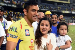 All Men Are Like Lions Until They Get Married Dhoni Talks About Marriage