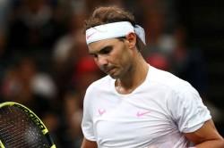 Paris Masters Rafael Nadal Defeats Jo Wilfried Tsonga Matteo Berrettini Gets Last Atp Finals Spot