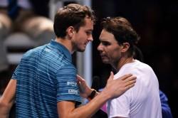 Rafael Nadal Apologises Daniil Medvedev Atp Finals