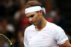 Nadal Withdraws From Paris Masters Semi Final