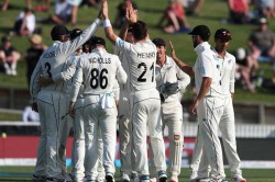 New Zealand England Second Test Day Two