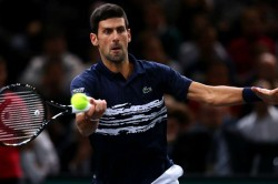 Djokovic Powers To Fifth Paris Masters Title To Keep Year End Number One Race Alive