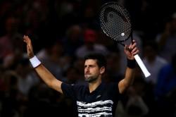 Djokovic Sees Off Dimitrov Challenge To Reach Paris Final