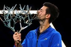 Paris Masters Novak Djokovic Year End Number One Rafael Nadal
