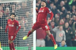 Liverpool Genk Champions League Match Report