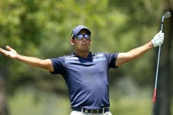 European Tour Pablo Larrazabal Holds Three Shot Lead Alfred Dunhill Championship