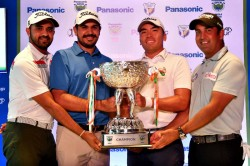 Strong International Field To Try And Stop Indian Blitz At Panasonic Open India