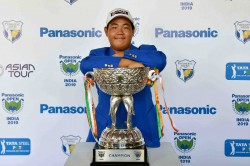Shiv Kapur Comes Tantalisingly Close As Korean Kim Grabs Panasonic Open Title