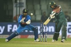 Drs Blunder Run Out Dhawan Rishabh Pant Angers Fans India Vs Bangladesh 1st 20 New Delhi