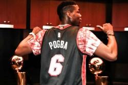 Manchester United Pogba Jimmy Butler Miami Heat