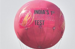 India Vs Bangladesh Day Night Test No Army Paratroopers For Handing Over Pink Ball To Captains