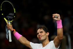 Rafael Nadal Beats Stan Wawrinka Paris Masters Atp