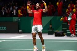 Nadal Spain Russia Canada Usa Davis Cup