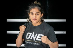 Ritu Phogat Im Coming For The One Championship World Title