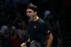 Roger Federer Eliminates Novak Djokovic Atp Finals Rafael Nadal Year End Number One