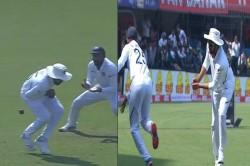 India Vs Bangladesh Rohit Sharma Works On Slip Catching During Lunch Break