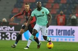 Bologna 1 2 Inter Serie A Match Report Romelu Lukaku Match Winner