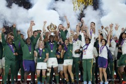 Rugby World Cup Final England Vs South Africa Springboks Blitz England To Win Third World Cup