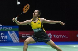 China Open Saina Crashes Kashyap Praneeth Advance