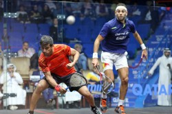 Squash World Championships Ghosal Bows Out In Pre Quarters