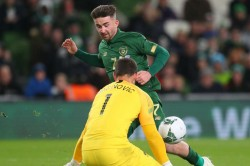 Republic Of Ireland 3 1 New Zealand Sean Maguire