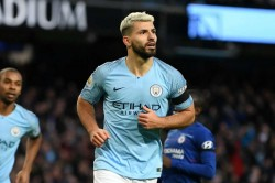 Breaking News Aguero Out For A Few Weeks And Will Miss Manchester Derby