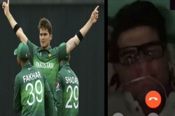 Shaheen Afridi Lands In Controversy As Girl Accuse Him Of Sexual Harassment Shares Obscene Video