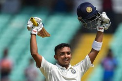 Prithvi Shaw May Return To Action Soon Through Domestic Cricket With Mumbai