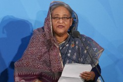 India Vs Bangladesh Day Night Test Bangla Pm Sheikh Hasina To Watch Maiden D N Test Kolkata
