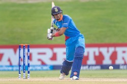 Deodhar Trophy 2019 Shubman Gill Mayank Agarwal Guide India C To Win Over India A