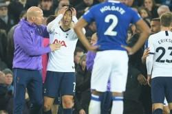 Andre Gomes Injury Son Devastated Says Tottenham Boss Pochettino