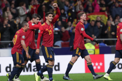 Spain Dismantle Romania In Final Euro 2020 Qualifier