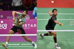 Syed Modi International Srikanth Sourabh Enter Quarterfinals Lakshya Ajay