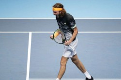 Tsitsipas Outclasses Wasteful Federer To Set Up London Final