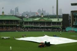 Australia Pakistan T20 Opener Rain