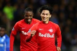 Champions League Match Report Genk Salzburg