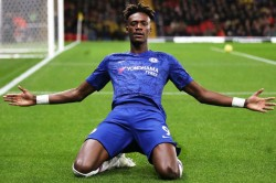 Watford Chelsea Report Tammy Abraham Christian Pulisic On Target Frank Lampard Blues Third Premier League