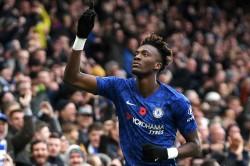 Chelsea 2 0 Crystal Palace Abraham Reaches 10 Premier League Goals As Lampards Men Go Second