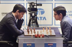 Enough Talent Pool In India After Vishy Anish Giri