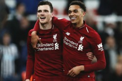 Are Liverpool S Full Back Duo The Best In The World