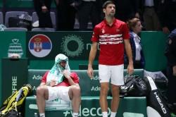 Tearful Troicki Says Sorry As Serbia Suffer Heartbreaking Davis Cup Defeat